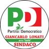 Elezioni Comunali 2013 - Simbolo Lista P.D. Giancarlo Lonati Sindaco